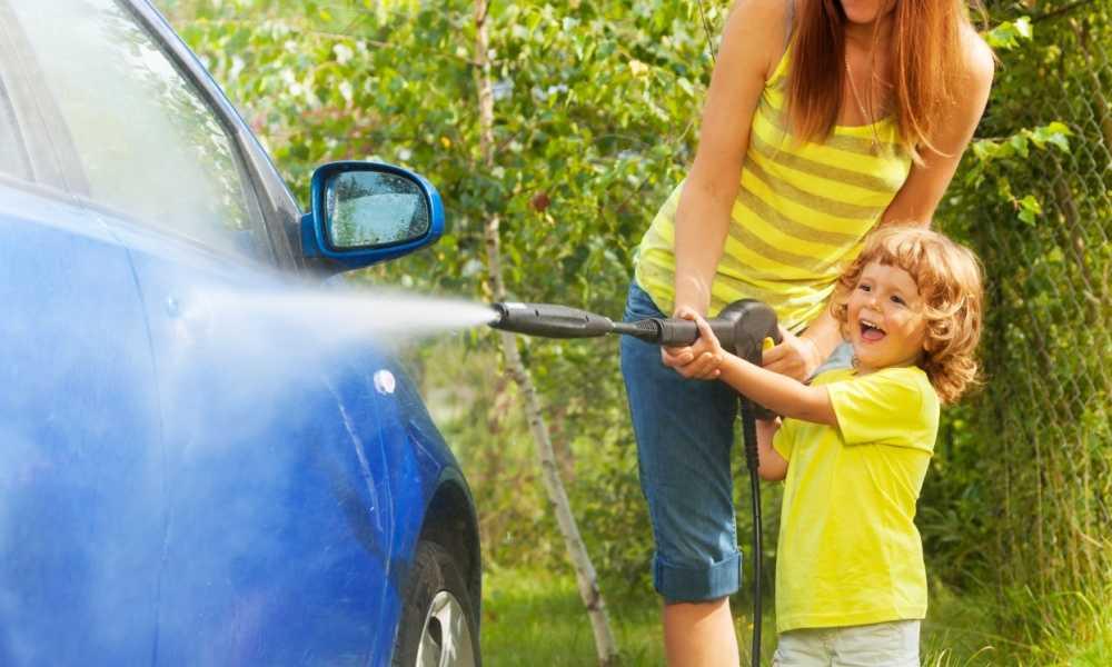 Safe PSI for Car Wash
