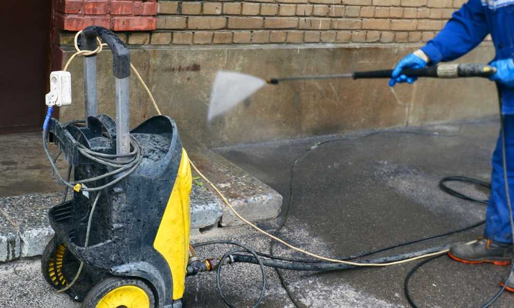 What Size Pressure Washer do I Need to Clean Concrete? - Home Arise