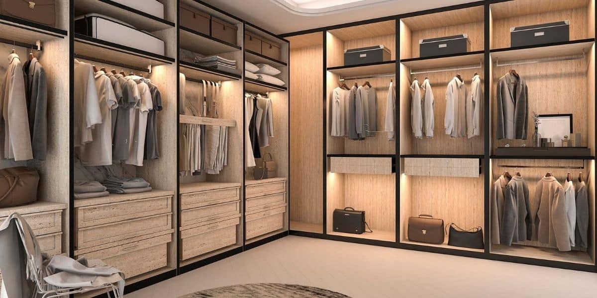 Best Lighting for Walk-in Closet
