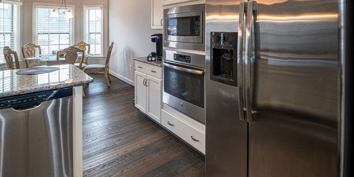 can a french door refrigerator go next to a wall