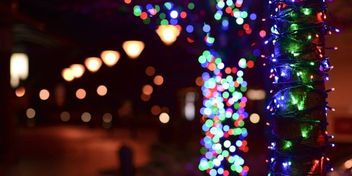 how to plug in christmas lights without outdoor outlet