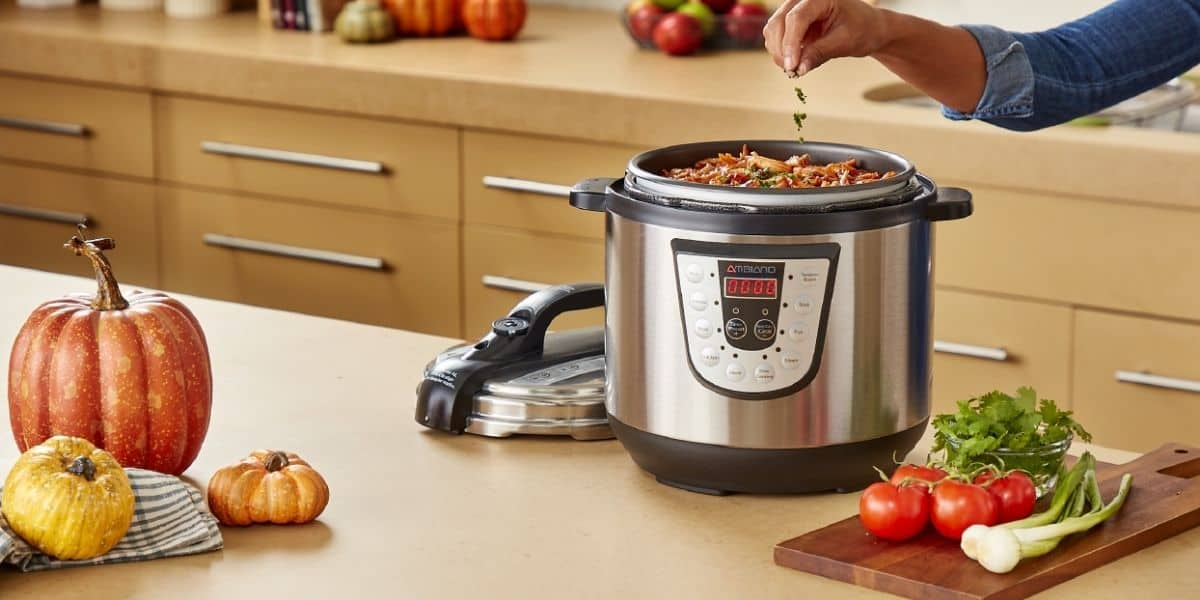 what happens if a pressure cooker runs out of water