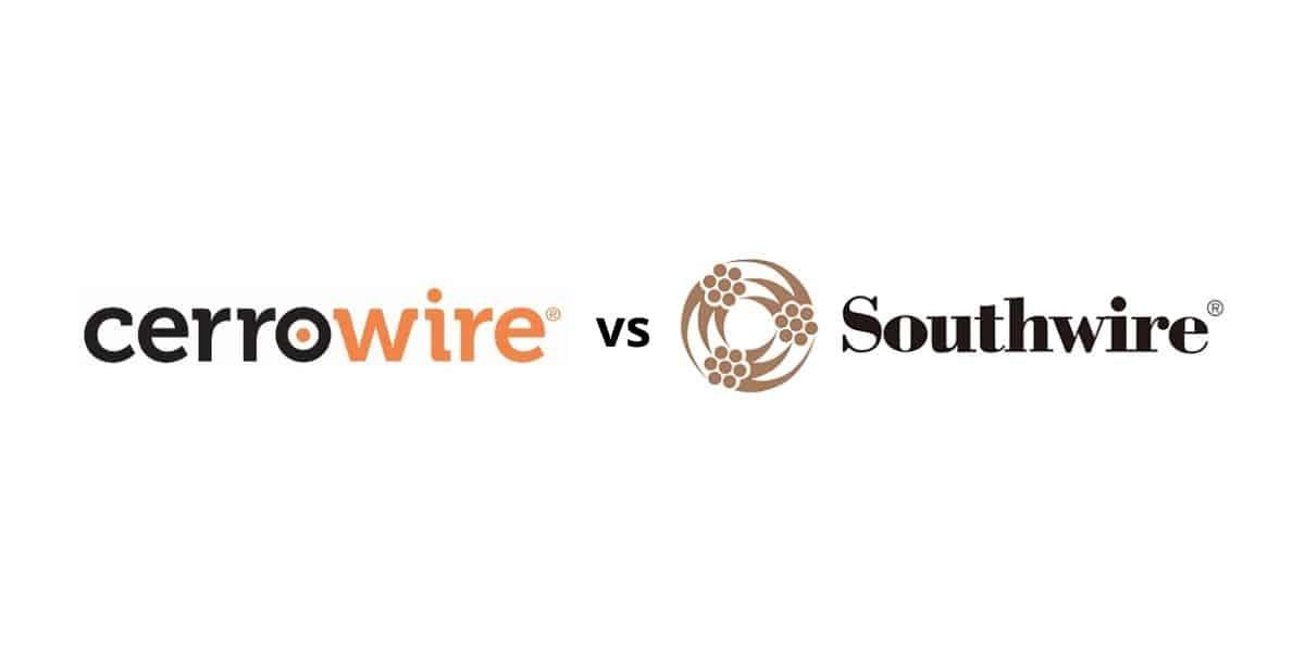 cerro wire vs romex