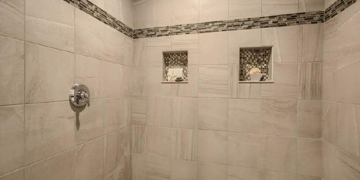 accent tile thicker than wall tile