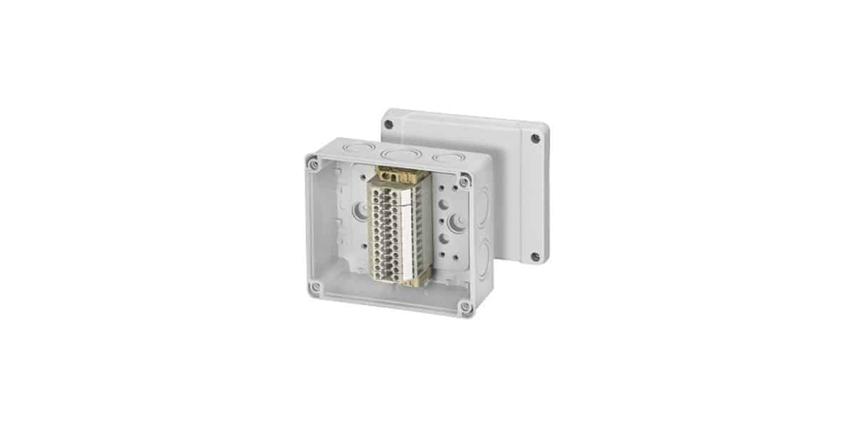 can you use a junction box to extend wiring