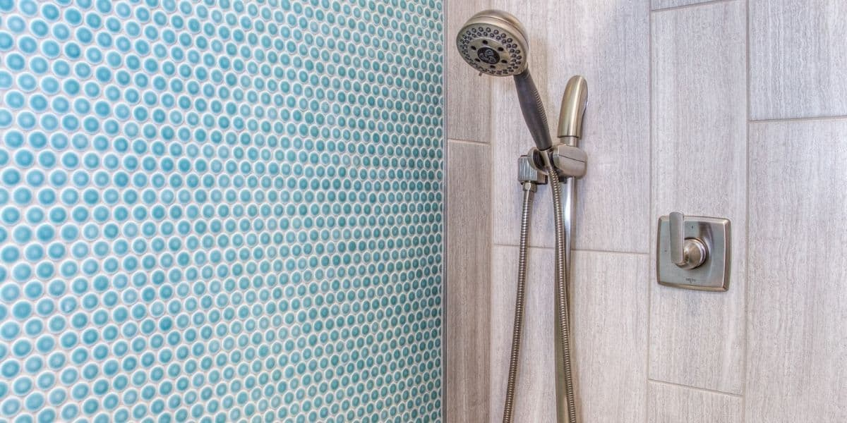 caulk over grout in shower