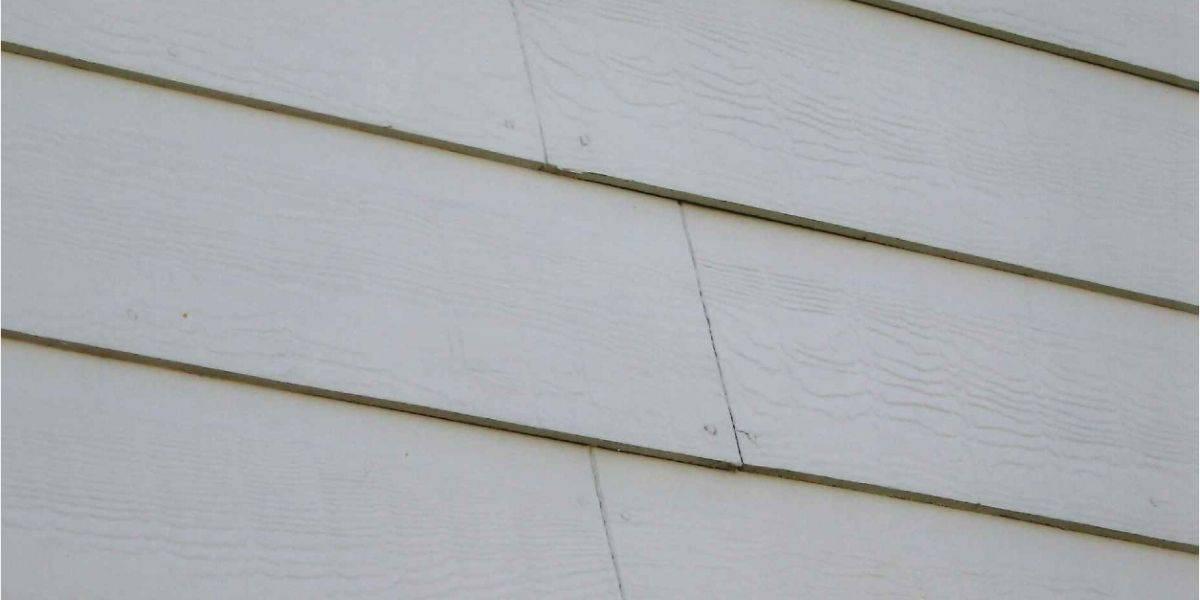 nailing into asbestos siding