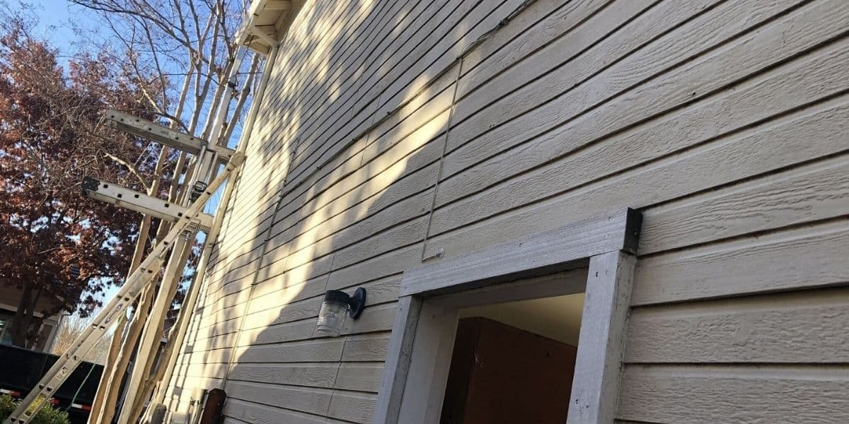 siding directly on studs