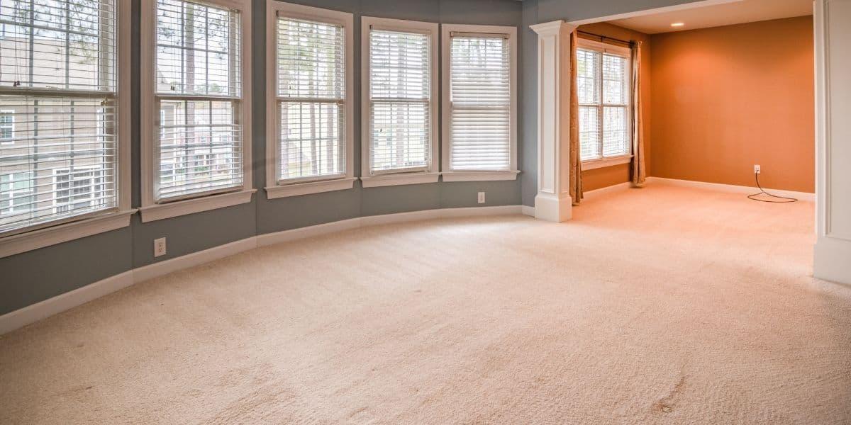 carpet over tile without damaging tile