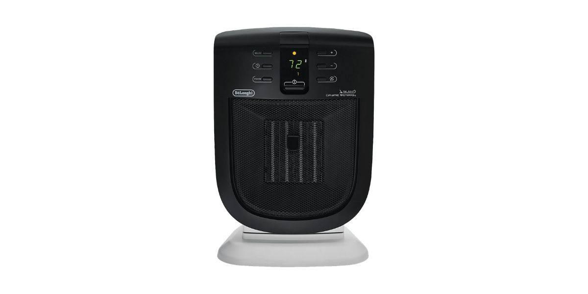 ceramic heater efficiency