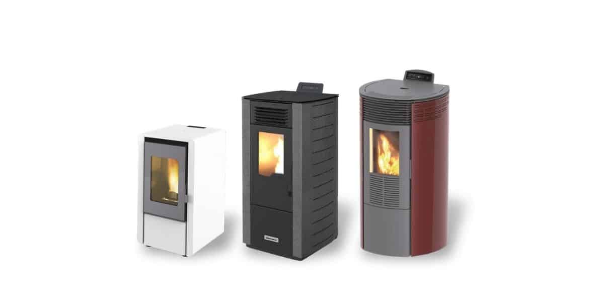 convert gas fireplace to pellet stove