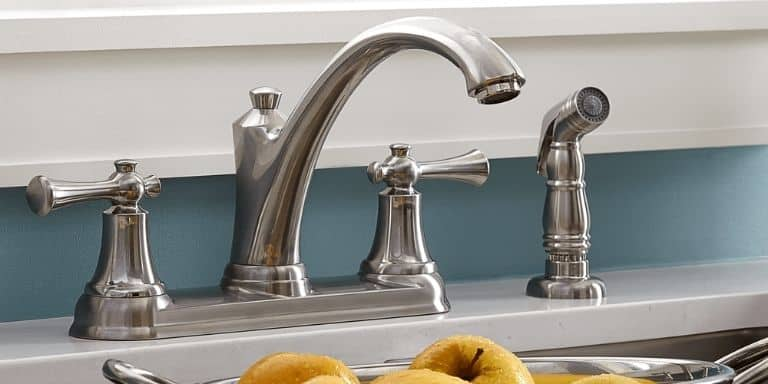 how to remove a stripped set screw from a kitchen faucet