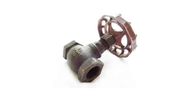 water valve handle broke off