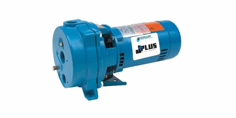 well pump slow to build pressure