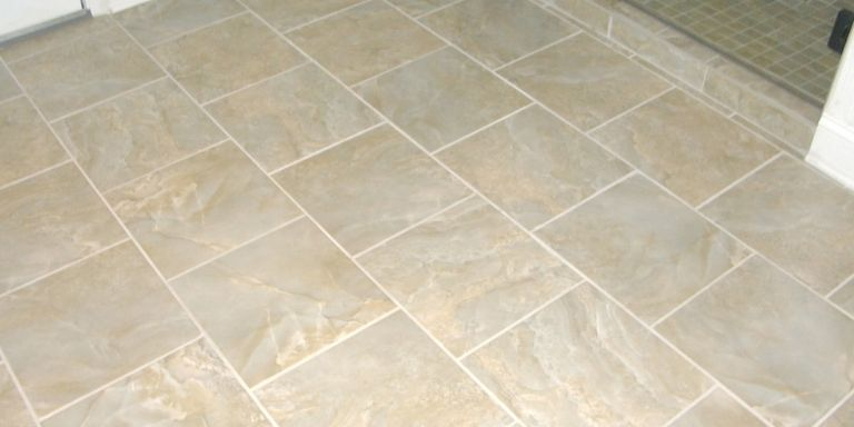 can I touch up grout the next day