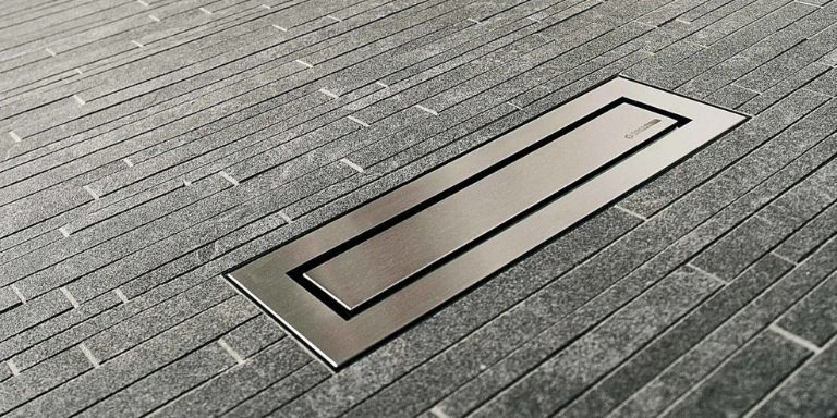 convert floor drain to shower drain