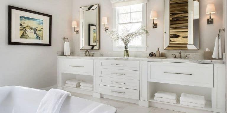 double vanity drain plumbing