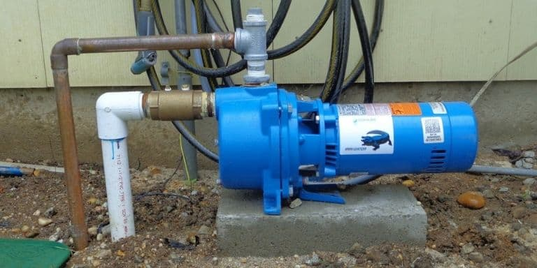 electric pump for sand point well