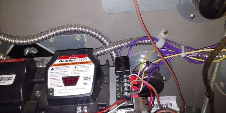 oil burner temperature settings