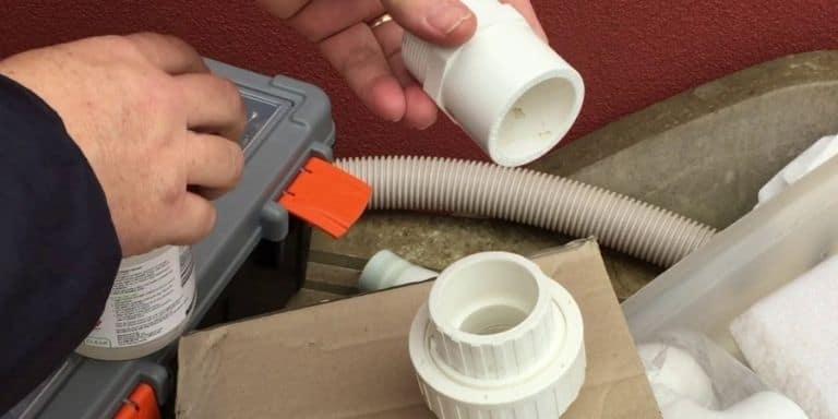 pvc glue joint failure
