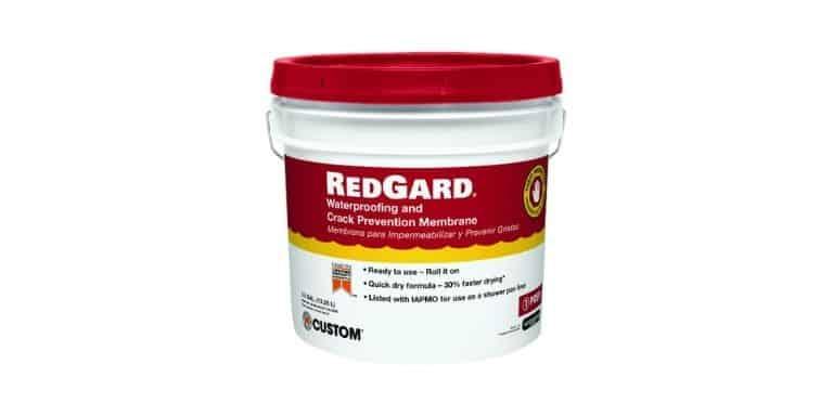 redgard instead of liner