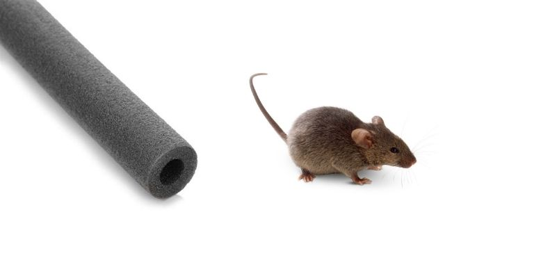 rodent proof pipe insulation