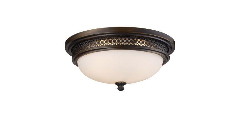 how to change bulb in flush mount ceiling light
