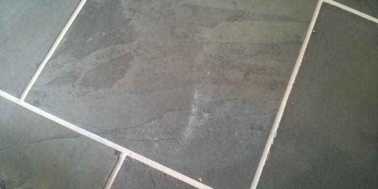 how to remove grout haze