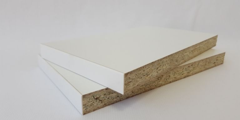 how to seal particle board