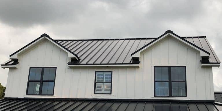 metal roofing directly on plywood