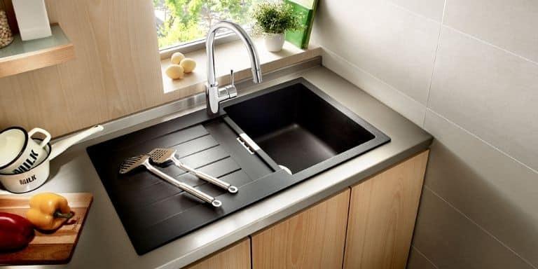 no hot water in kitchen sink