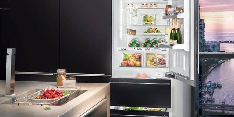refrigerator trips breaker