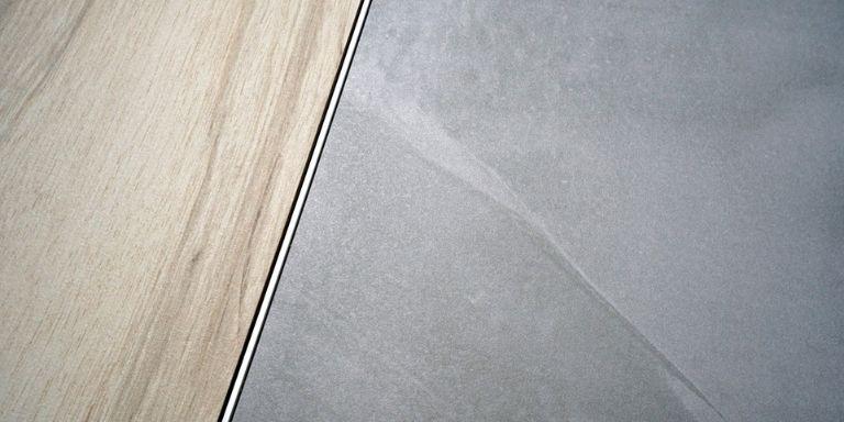 tile edge trim after tiling