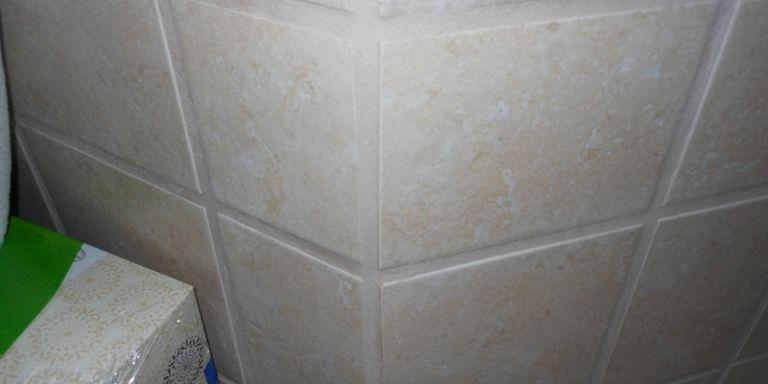 tiling corners